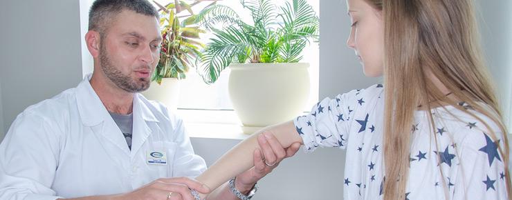 Детская хирургия в Каменском